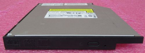 Fujitsu CP478029-01 DVD CD RW Optical Disk Drive Black SATA AD-77005